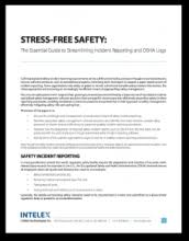 The Essential Guide To Streamlining Incident Reporting