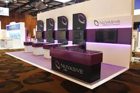 Display Stands Brisbane 100 DISPLAYS Nuvasive 100 DISPLAYS Display SolutionsRetail 26