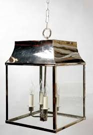 georgian style lighting uk. strathmore nickel plated solid brass 4 light hanging lantern georgian style lighting uk