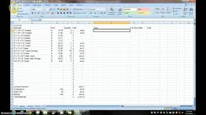 1 estimating excel for the small contractor 1 estimating excel for the small contractor