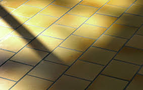 tile floor with brick pattern