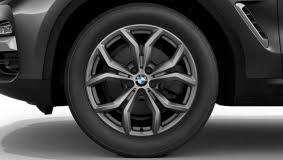 "<b>BMW</b> / <b>BMW</b> X5 (G05) / <b>V</b>-<b>Spoke</b> 734 19"" + Зима / Спецпредложения"