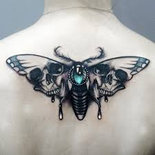 Popular Tattoos And Their Meanings Ink Moth Tattoo Moth Tattoo