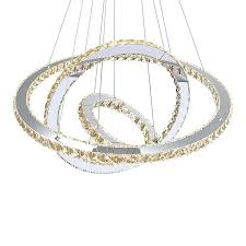 led ring chandelier modern chandelier led crystal ring chandelier ring crystal light fixture light suspension large