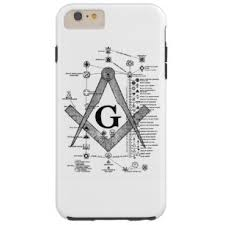 Chart Of Masonic Degrees Tough Iphone 6 Plus Case