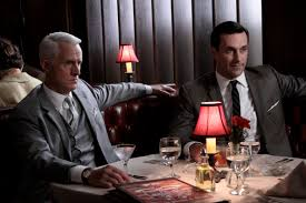 roger sterling office art. Roger Sterling, Don Draper (Photo: AMC). Sterling Office Art