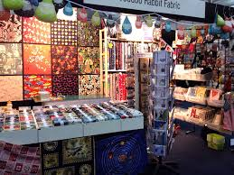 Voodoo Rabbit Fabric: The Brisbane Craft and Quilt Fair Starts ... & Front View of our stand Adamdwight.com