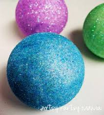 How To Decorate Styrofoam Balls I really enjoyed this website and it's author These half marble 46