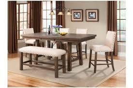 jax counter height dining room