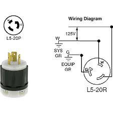 l6 30r outlet wiring diagram schematics and wiring diagrams l630p power plug 30 ere 250 volt nema l6 30p hubbell hbl2621
