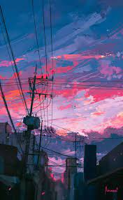 Anime Aesthetic Iphone Wallpapers - Top ...