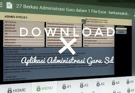 Administrasi guru meliputi beberapa tugas yakni mengerjakan. Download Aplikasi Administrasi Guru Sd Lengkap Dan Baru Karyatulisku