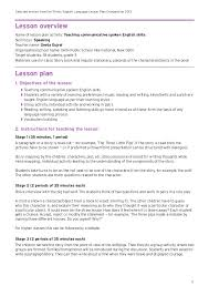 Free Resume Writing Lesson Plans