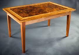 Burl Coffee Tables Custom Walnut Burl Coffee Table By E N Curtis Woodworks