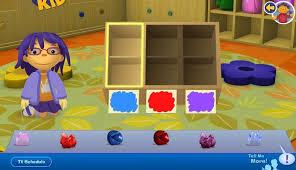 sorting box sid the science kid games
