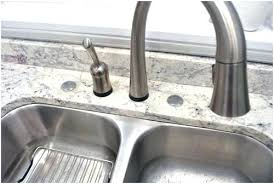 sink hole cover kitchen a how to filling those holes in granite plug leaking 2 faucet sink hole covers cover kitchen