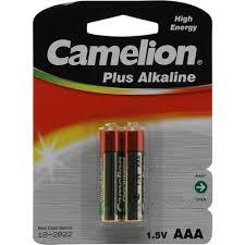 <b>Батарейки AAA Camelion</b> LR03-2 2 шт. — купить, цена и ...
