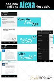 Alexa Skill Card Design Add New Skills To Alexa Just Ask Www Theteelieblog Com