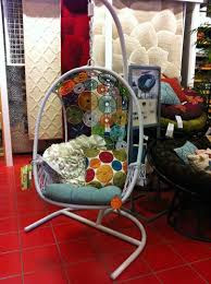 Papasan Chair In Living Room Bedroom Lavish Pier One Hanging Chair Young Ideas With Hanging