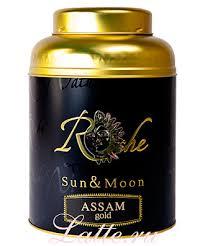 <b>Riche</b> Natur Assam Gold <b>черный чай</b> жб 400 г