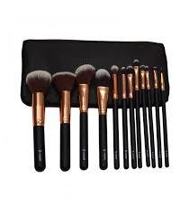 nioar 12 piece plete makeup brush set