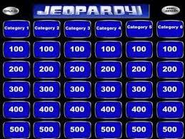 Jeopardy Powerpoint Smartboard Template Teaching