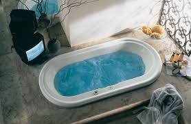 whirlpool bathtubs timeless design top view