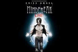 Criss Angel Mindfreak Live Shows Detailed Information