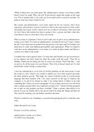 How To Make A Cover Letter Professional Resume Templates Design