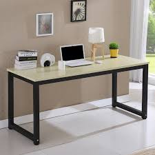 simple ikea home office. Ikea Computer Desk Minimalist Fashion Simple Home Office Wood Dining Table