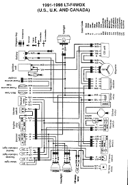 1994 king quad 300 electrical harness issues suzuki atv forum click the image to open in full size there is a wiring harness