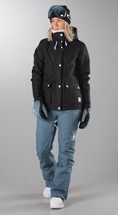 WearColour Ida Black Snowboard clothing - Ridestore