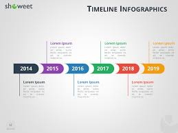 Fuscopress Timeline Infographics Templates For Powerpoint
