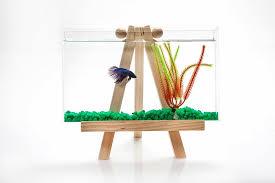 office desk fish tank. Square Betta Tank | Office Desk Fish Aquarium Acrylic Background S
