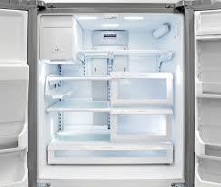 Best Cabinet Depth Refrigerator Frigidaire Professional Fpbc2277rf Counter Depth Refrigerator