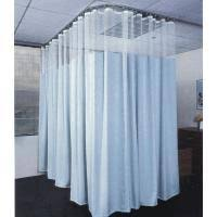 office cubicle curtains. medline spring frost am mint cubicle curtains 126 office e