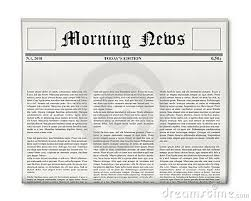 Fake Newspaper Template Word Major Magdalene Project Org