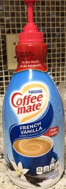 Stir in the amazing goodness for. Coffee Mate French Vanilla Coffee Creamer
