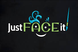 just face it wichita logo design