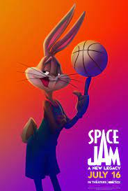 Space Jam A New Legacy Posters: Meet ...