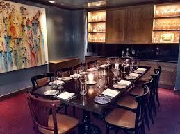 Las Vegas Restaurants With Private Dining Rooms Interesting Stunning Private Dining Rooms To Book Even Beyond The Holidays