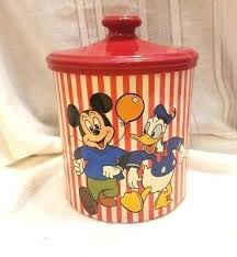 Disney Cookie Jars For Sale Inspiration Disney Cookie Jars Vintage Cookie Jar Disney Store Tinkerbell Cookie