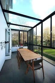 Mid Century Modern Sunroom Beautiful Modern Exterior 6 Mid Century