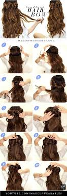 Easy Hairstyles For Medium Length Hair 8 Wonderful Truddieimages2424easyhairstylesformediu