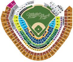 Milwaukee Brewers Seating Chart Miller Park Wheres Chorizo Milwaukee Brewers