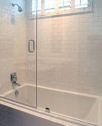 best 25 tub glass door ideas on shower tub bathtub remarkable sliding glass shower doors