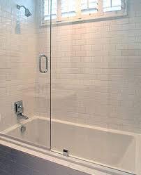 best 25 tub glass door ideas on shower tub bathtub remarkable sliding glass shower doors