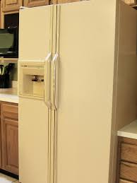 Non Stainless Steel Appliances How To Update Your Kitchen With Stainless Steel Paint Diy