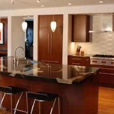 kitchen pendant lighting over island. Wondrous Modern Kitchen Ideas With Pendant Light Over Island Also Mahogany Cabinets Set Lighting