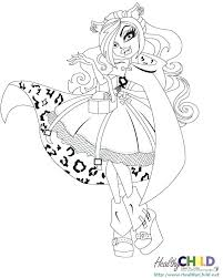 monster high babies coloring pages printable monster high coloring pages monster high coloring pages for free